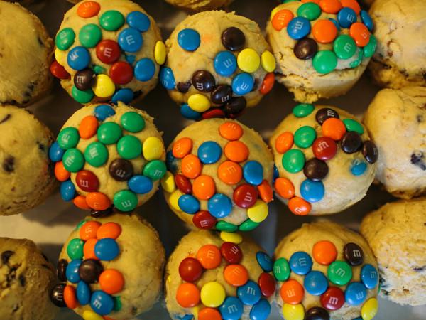 Gourmet Cookie Menu Gift Baskets