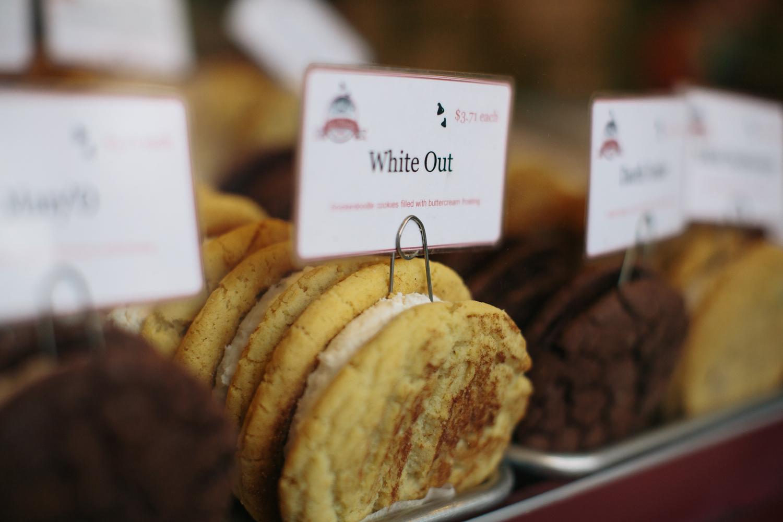 Gourmet Cookie Shop